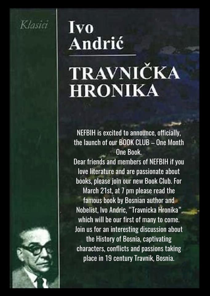 Ivo Andric - Travnicka hronika
