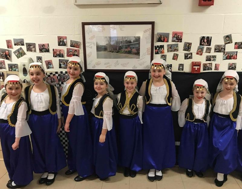 Folklore dance program Boston-